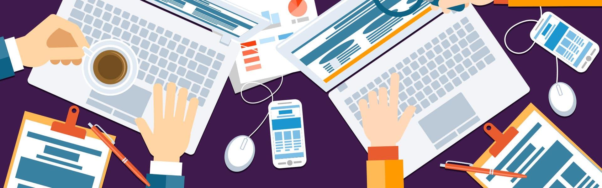 Виды бизнес сайтов