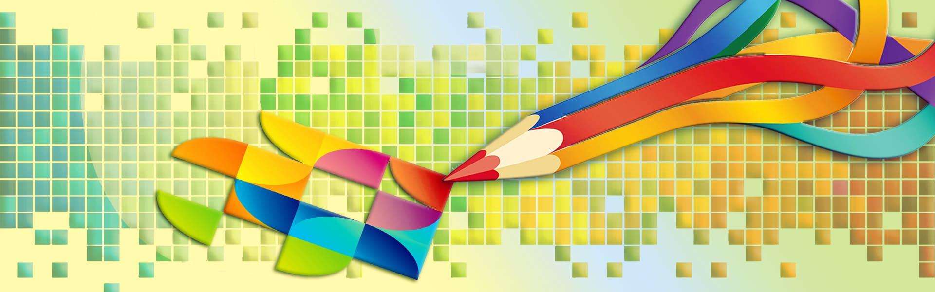 Логотип как основа сайта - создание сайтов Киев