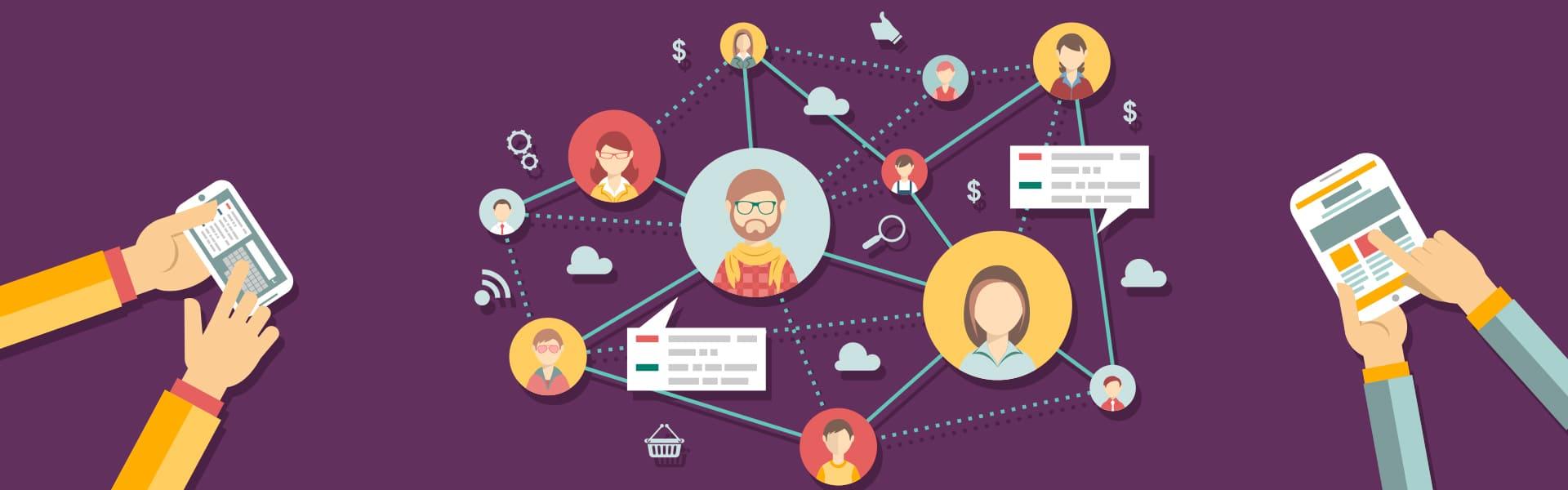 Социальные сети как дополнительный трафик